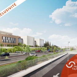 Location Bureau Montpellier 9091,84 m²