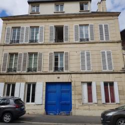 Location Bureau Caen 41 m²