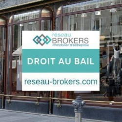 Cession de bail Local commercial Montpellier 30 m²