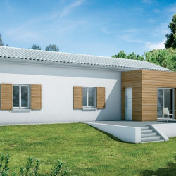 Maison  5 pièces + Terrain  600 m² Venerque