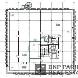 Location Bureau Vélizy-Villacoublay 2054 m²