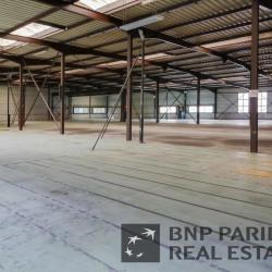 Vente Local d'activités Tremblay-en-France 2802 m²