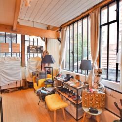 Location Bureau Paris 19ème 85 m²
