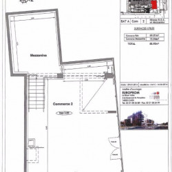 Location Local commercial Le Havre 177 m²