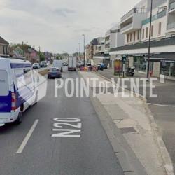 Cession de bail Local commercial La Ville-du-Bois 138 m²