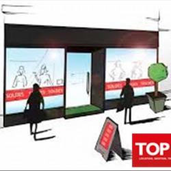 Cession de bail Local commercial Munster 70 m²