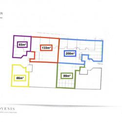 Location Bureau Metz 500 m²