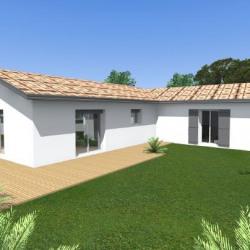 Maison  5 pièces + Terrain  890 m² Guiche