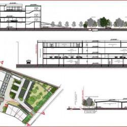 Location Local commercial Mérignac 2999 m²