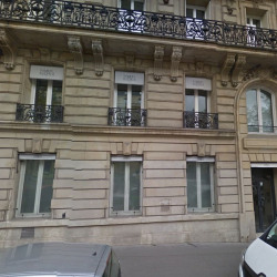 Location Local commercial Paris 16ème 850 m²