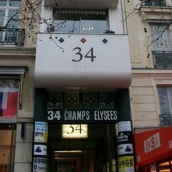 Vente Local commercial Paris 8ème 72 m²