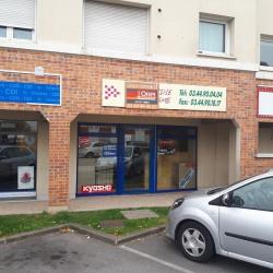 Location Local commercial Margny-lès-Compiègne 42 m²