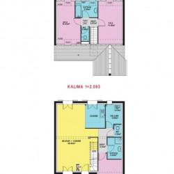 Maison  4 pièces + Terrain  1525 m² Sainte-Maure-de-Touraine