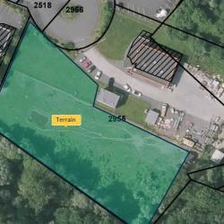 Vente Terrain Wavrin 4500 m²