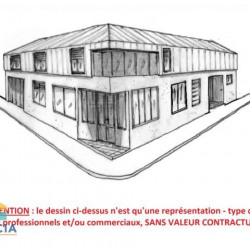 Vente Local commercial Béthune (62400)
