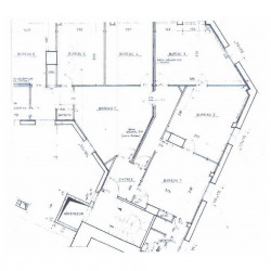 Location Bureau Rennes 130 m²