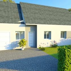 Maison  6 pièces + Terrain  802 m² Requeil