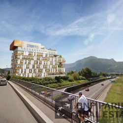 Location Bureau Échirolles 3776 m²