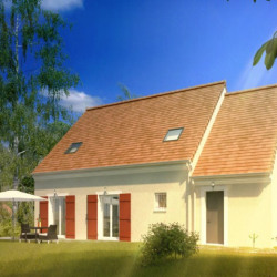 Maison  5 pièces + Terrain  471 m² Bernes-sur-Oise