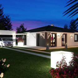 Maison  4 pièces + Terrain  545 m² Blan