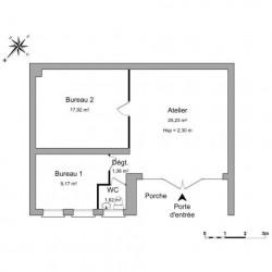 Location Entrepôt Thonon-les-Bains 55 m²