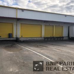 Location Local d'activités Nanteuil-le-Haudouin 1600 m²