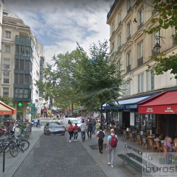 Cession de bail Local commercial Paris 4ème 22 m²