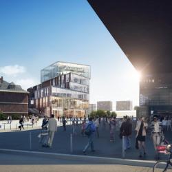 Location Bureau Lille 3056,15 m²