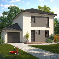 Maison  4 pièces + Terrain  149 m² Estrablin