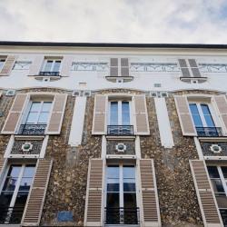 Location Bureau Versailles 9 m²