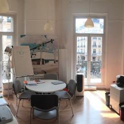 Location Bureau Paris 2ème 68 m²