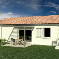 Maison  4 pièces + Terrain  1140 m² Fontaine-le-Comte