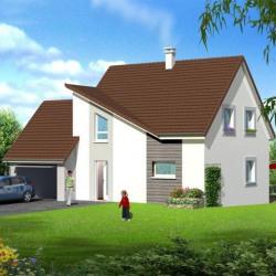 Maison  5 pièces + Terrain  847 m² Tavey