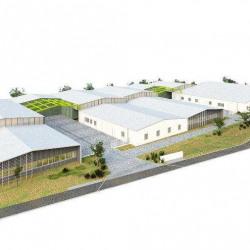 Vente Entrepôt Carbon-Blanc 135,53 m²