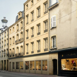 Vente Local commercial Metz 51 m²