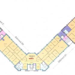Location Bureau Écully 429 m²