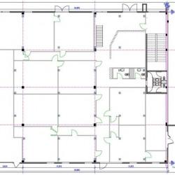 Location Bureau Nice 1216 m²