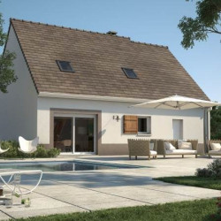 Maison  6 pièces + Terrain  508 m² Escolives-Sainte-Camille
