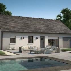 Maison  5 pièces + Terrain  480 m² Leval