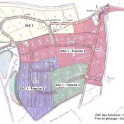 Vente Terrain Frépillon 227899 m²