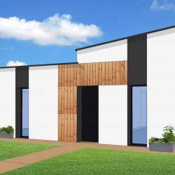 Maison  3 pièces + Terrain  559 m² Blois