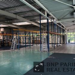 Location Local d'activités Rennes 1350 m²