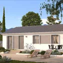Maison  4 pièces + Terrain  272 m² Le Bignon