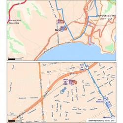 Location Bureau Nice 1329 m²