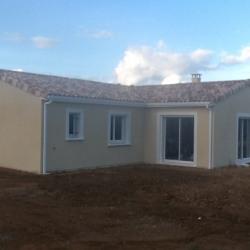 Maison  3 pièces + Terrain  390 m² Saint-Paul-sur-Save