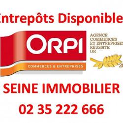Location Entrepôt Montivilliers 1440 m²