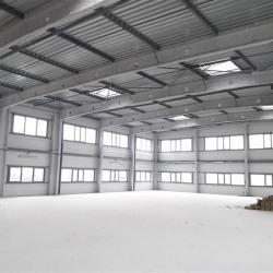 Location Bureau Villeneuve-la-Garenne 2400 m²