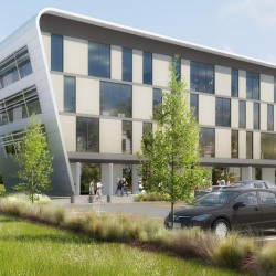 Location Bureau Sorgues 253 m²