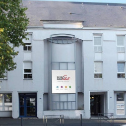 Location Bureau Angers 13 m²