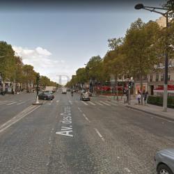 Vente Local commercial Paris 8ème 45 m²
